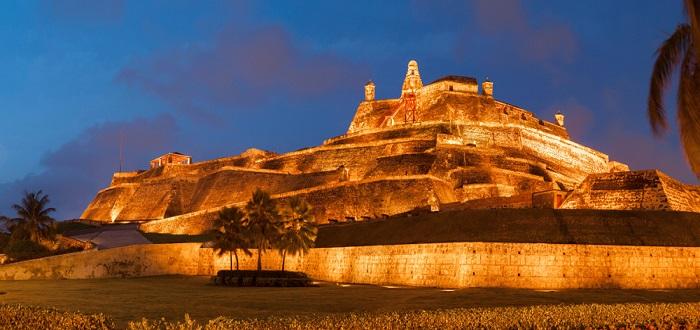 Qué ver en Cartagena | Castillo de San Felipe de Barajas
