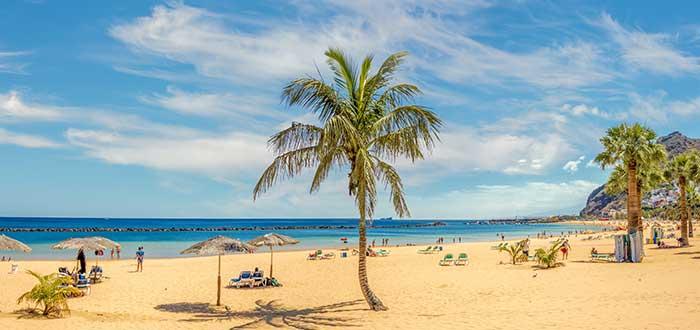 Qué ver en Tenerife | Playa de Las Teresitas