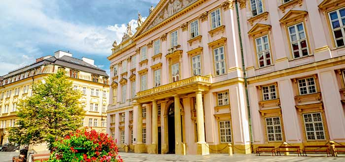 Qué ver en Bratislava | Palacio del Primado