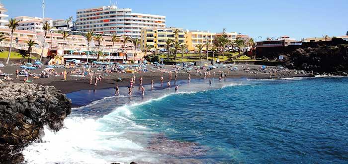 Qué ver en Tenerife | Playa de la Arena
