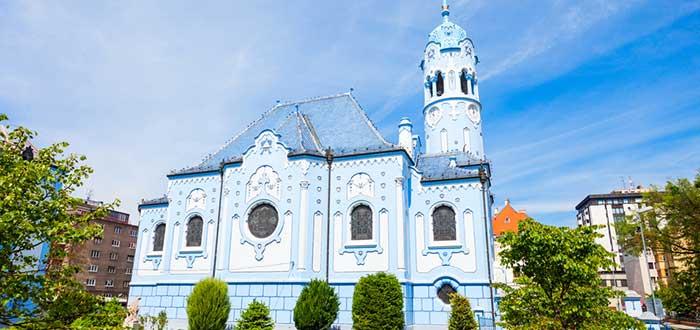 Iglesia de St. Elisabeth