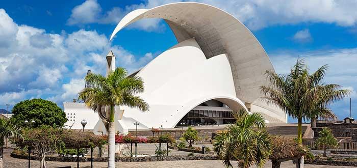 Qué ver en Tenerife | Auditorio de Tenerife Adán Martín