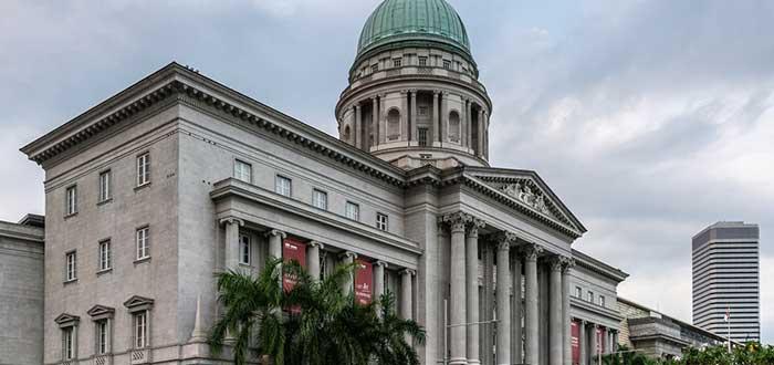 Galería Nacional de Singapur