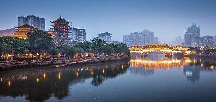 Ciudades de China | Chengdú