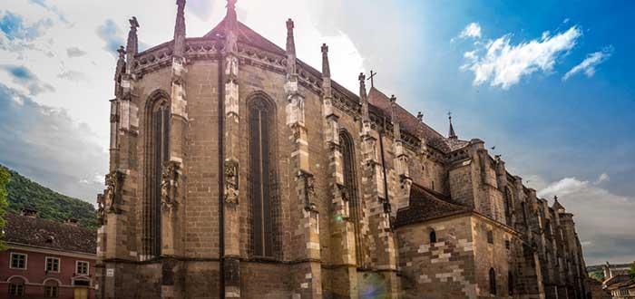 Qué ver en Rumanía | Iglesia Negra