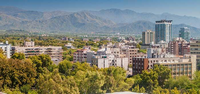 Ciudades de Argentina | Mendoza