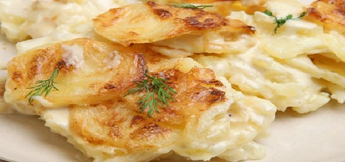 Comida típica de Francia | Gratin dauphinois