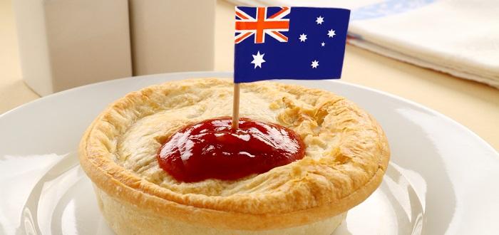 pastel australiano