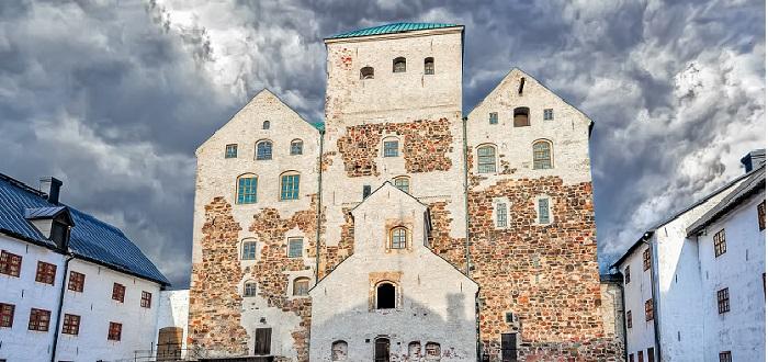 Qué ver en Finlandia   Castillo de Turku