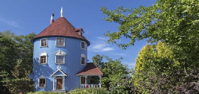 Qué ver en Finlandia   Moomin house