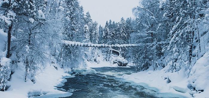 Qué ver en Finlandia   Oulanka national park