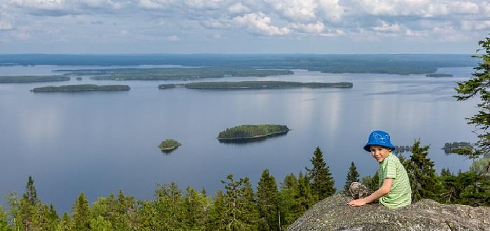 Qué ver en Finlandia   parque nacional de Koli