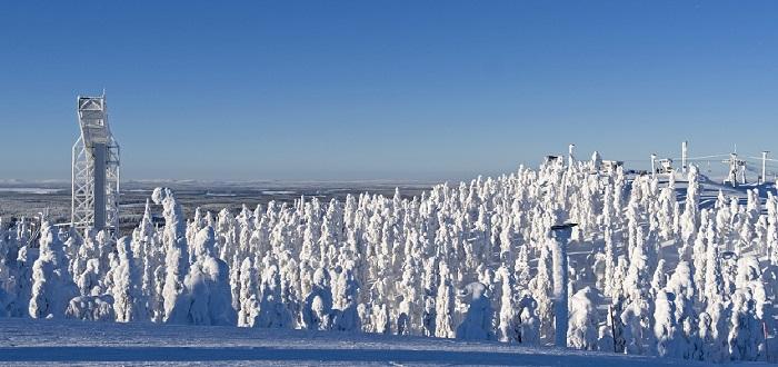 Qué ver en Finlandia   Rukatunturi