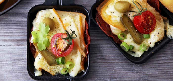 Comida típica de Francia | raclette