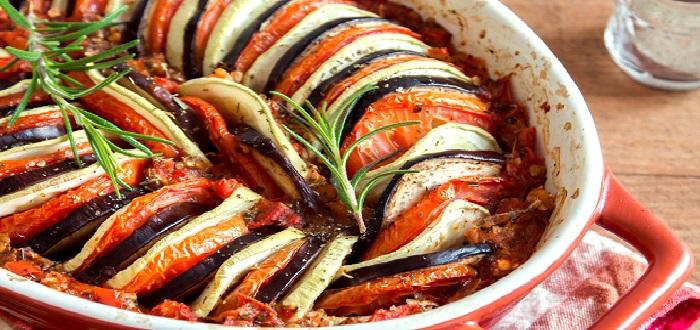 Comida típica de Francia | Ratatouille