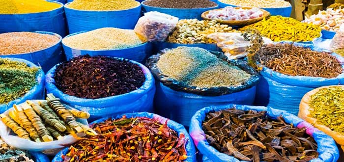 Zocos de Essaouira