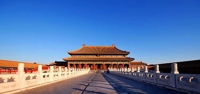 Lugares históricos: China