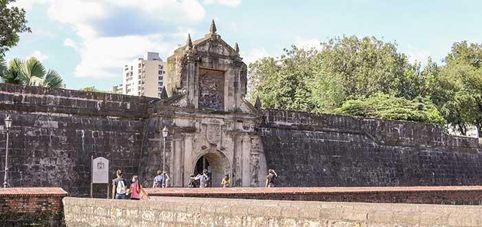 Qué ver en Filipinas | Fuerte de Santiago