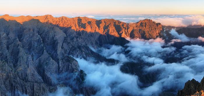 10 Parques Nacionales de España Caldera de Taburiente