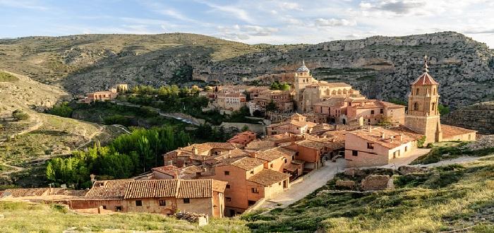 10 Pueblos Medievales de España| Albarracin (teruel)