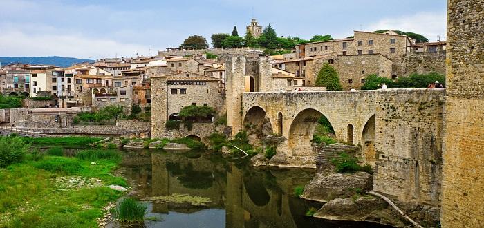 10 Pueblos Medievales de España| Besalú (Gerona)