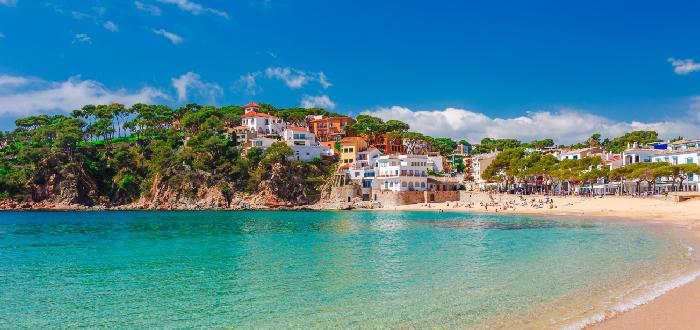 10 Pueblos de la Costa Brava Calella de Palafrugell