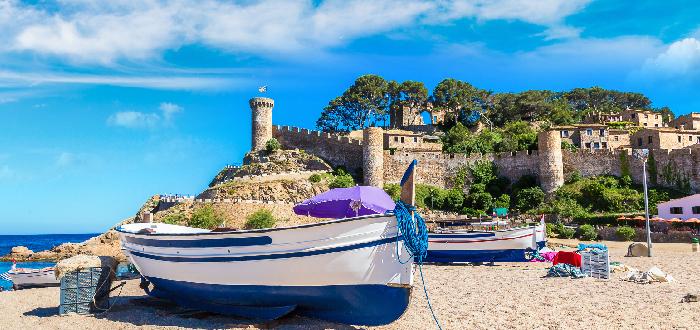 10 Pueblos de la Costa Brava   Tossa del mar