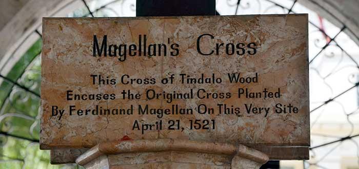 Qué ver en Filipinas | Cruz de Magallanes