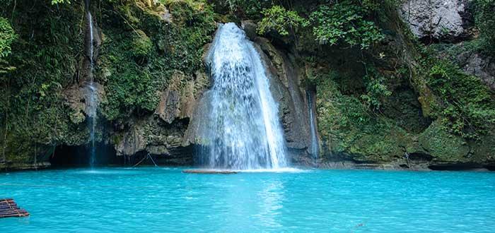 Qué ver en Filipinas | Cataratas de Magallanes