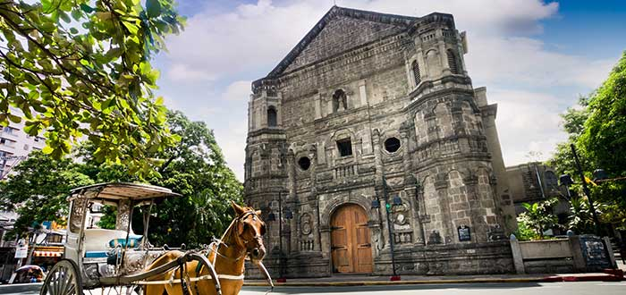 Qué ver en Filipinas | Iglesia de San Agustín de Manila