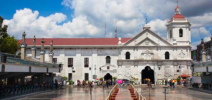 Qué ver en Filipinas | Basílica Minore del Santo Niño de Cebú
