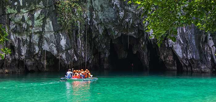 Qué ver en Filipinas | Parque Nacional del río subterráneo de Puerto Princesa