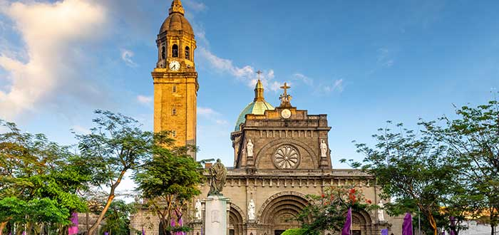 Qué ver en Filipinas | Catedral Basílica Metropolitana de la Inmaculada Concepción