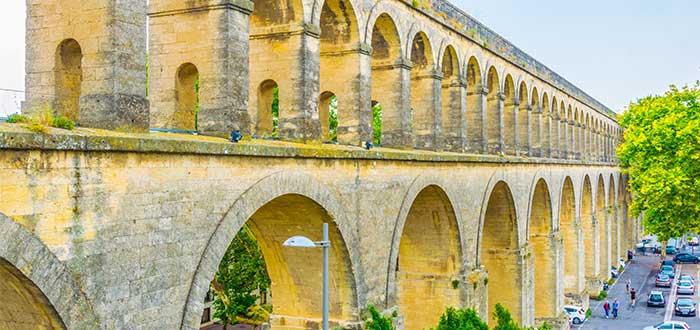 Qué ver en Montpellier | Saint-Clément Aqueduct