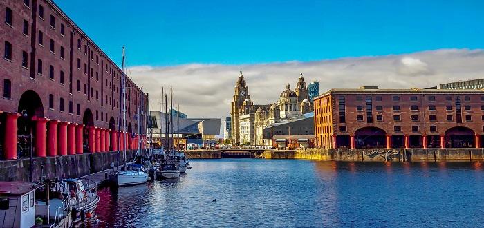 Qué ver en Liverpool | Albert Dock,