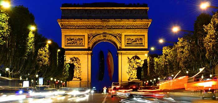 Qué ver en Francia | Arco del Triunfo