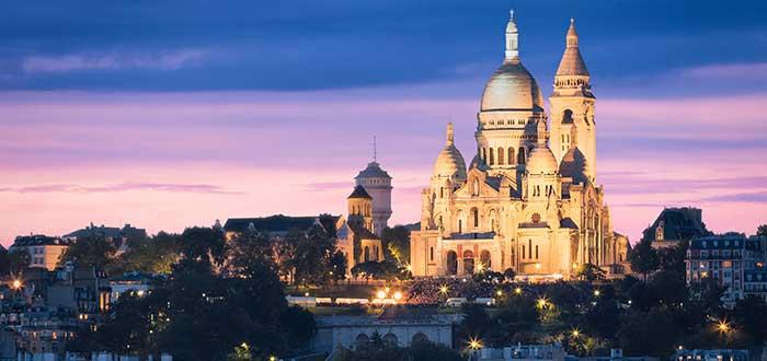Qué ver en Francia | Basílica del Sacré Cœur
