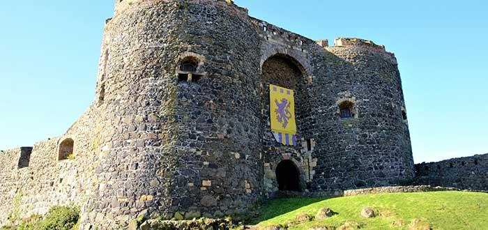 Qué ver en Belfast | Castillo de Carrickfergus