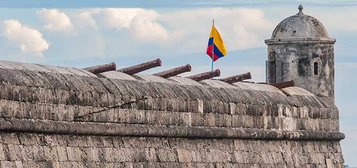 Qué ver en Colombia | Castillo de San Felipe de Barajas