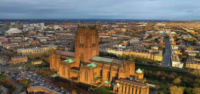 Qué ver en Liverpool | Catedral Liverpool
