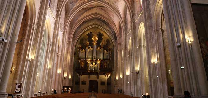 Qué ver en Montpellier | Catedral de San Pedro