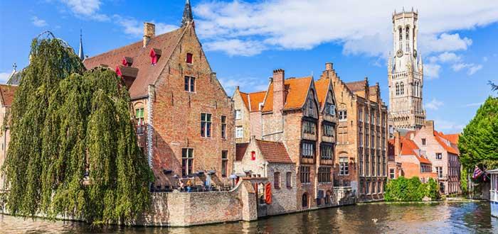 Ciudades más bonitas de Europa   Brujas