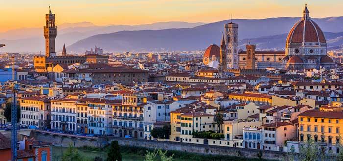 Ciudades más bonitas de Europa   Florencia