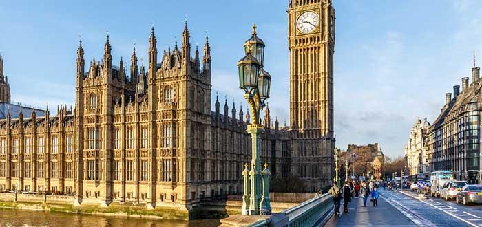 Ciudades más bonitas de Europa | Londres