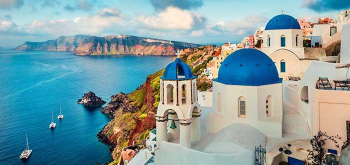 Ciudades más bonitas del mundo | Oia