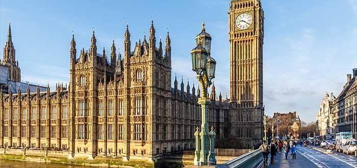 Ciudades más visitadas de Europa | Londres