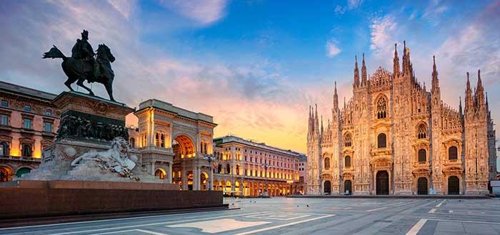 Ciudades más visitadas de Europa | Milán