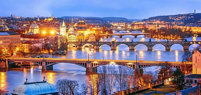 Ciudades más visitadas de Europa | Praga