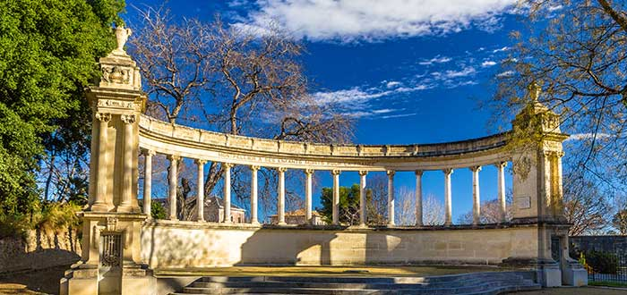 Qué ver en Montpellier | Explanada Charles de Gaulle