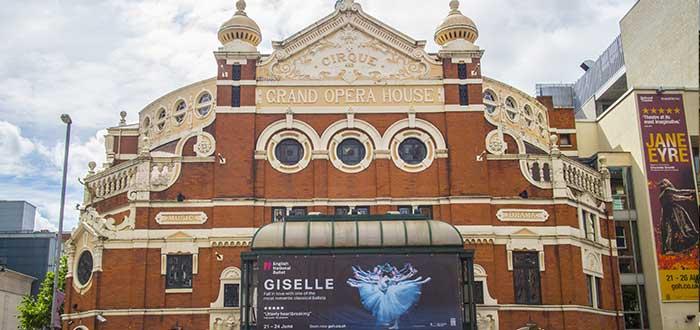Qué ver en Belfast | Gran ópera de Belfast